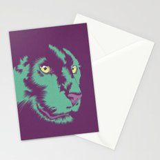 Panther Alt Stationery Cards