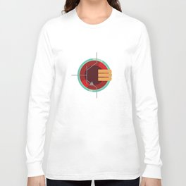 A Transistor Long Sleeve T-shirt