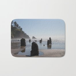 Neskowin Ghost Forest Bath Mat