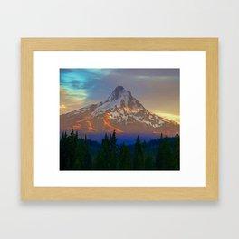When Adventure Begins Framed Art Print