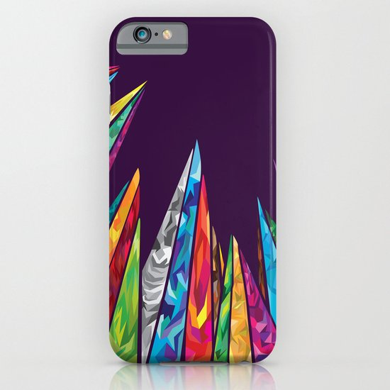 Up to the mountains iPhone & iPod Case