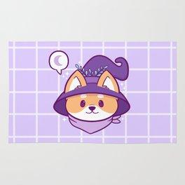 Witch Doggo Rug