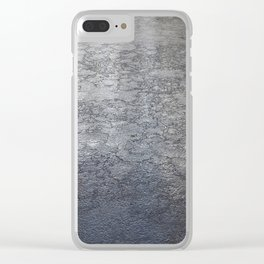 Natural abstract Clear iPhone Case