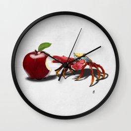 Core (Wordless) Wall Clock