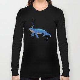 Spot A Whale Long Sleeve T-shirt