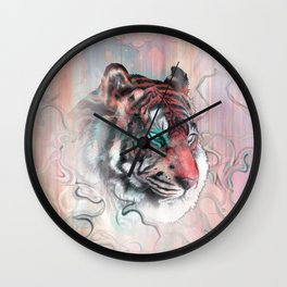Illusive By Nature Wall Clock
