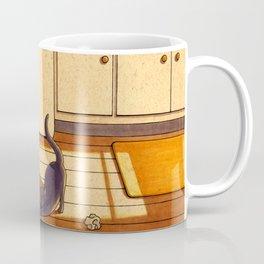 Kitchen Floor Coffee Mug