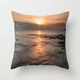 Seaside 14 Throw Pillow