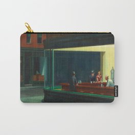 Edward Hopper's Nighthawks Carry-All Pouch