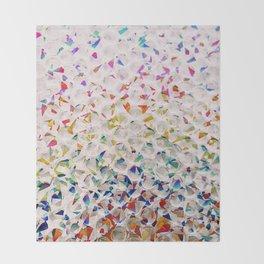 Holographic Bubblewrap Throw Blanket