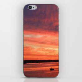 Rise and Grind Maryland Style iPhone Skin