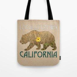 Locally Grown: California Tote Bag