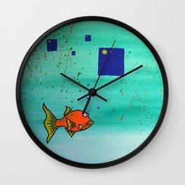 Old Skool I Wall Clock