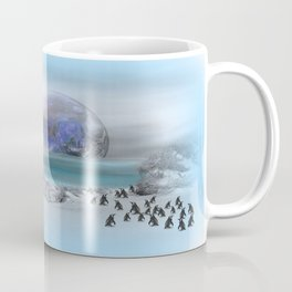 world of ice Coffee Mug