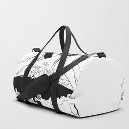 sumo time Duffle Bag