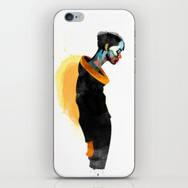 Thanatos iPhone Skin