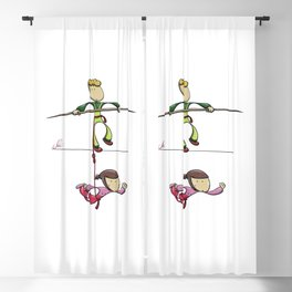Sbilo' fly Blackout Curtain