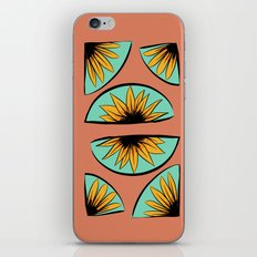 sunflower pieces  iPhone & iPod Skin