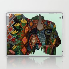 bison mint Laptop & iPad Skin
