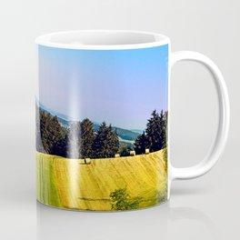 Tipping the scenery Coffee Mug