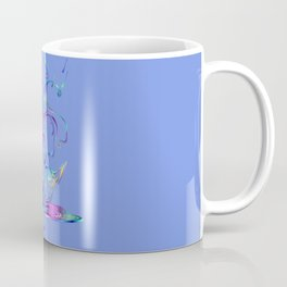 Enochian Rain (Blue) Coffee Mug
