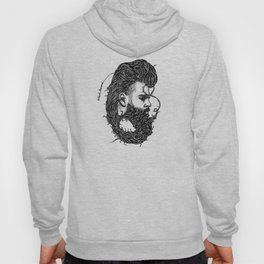 Weird Beard Hoody