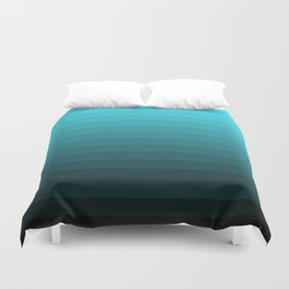Depth Gradient Duvet Cover