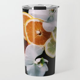 Rainbow of Citrus Travel Mug