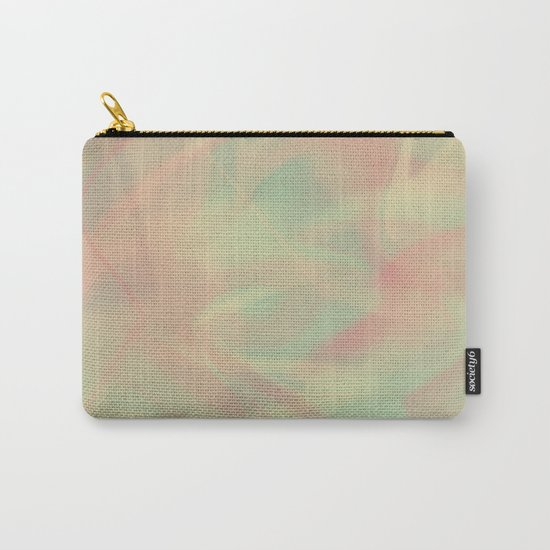 Vintage Swirl Carry-All Pouch