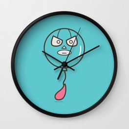 Airhead Wall Clock
