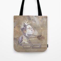 adamned.age artist poster  Tote Bag