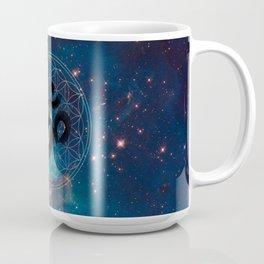 Om & Flower of Life Coffee Mug