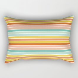 Over Striped Rectangular Pillow