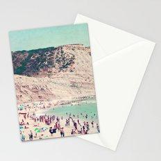 beach love V Stationery Cards