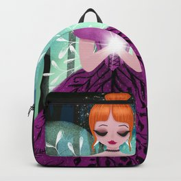 In The Ancient Forest The Woodland Fairy Walks Backpack