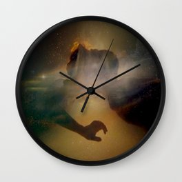 The universe is ours Wall Clock