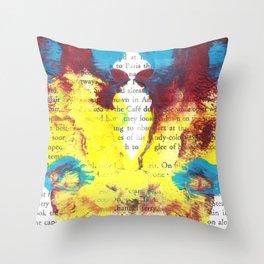 Wilde Creature Throw Pillow