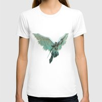 angel wings T-shirts featuring ANGEL by Illu-Pic-A.T.Art