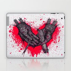 just a little off the wrists zombie Laptop & iPad Skin