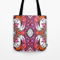 Anatomy Of a Heart - Revisited  Tote Bag