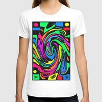 psychedelic T-shirts featuring Psychedelic by Michael Moriarty Photography