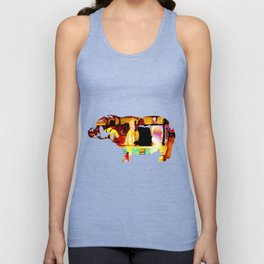 Pike Place Seafood Unisex Tank Top