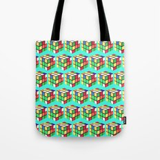 Do You Even Cube, Bro?  |  Rubik's Tote Bag