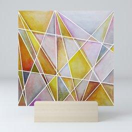 Shattered Light Mini Art Print