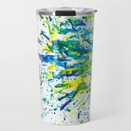 Melted Crayons Travel Mug