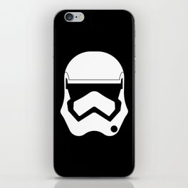 The New Stormtrooper iPhone Skin