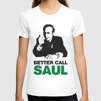 better call saul T-shirts featuring Better Call Saul by Harry Martin