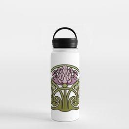 Nouveau Thistle Water Bottle