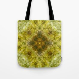 Between Moss and Summer Tote Bag