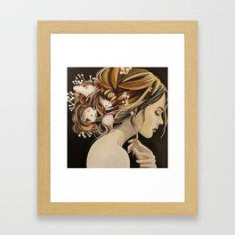 Rats Nest Framed Art Print